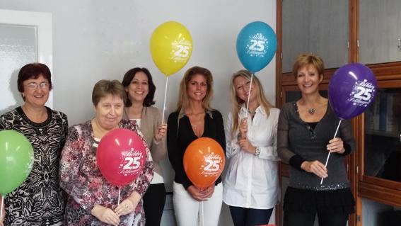REZON Könyvelő Iroda - 25 éves évforduló :)