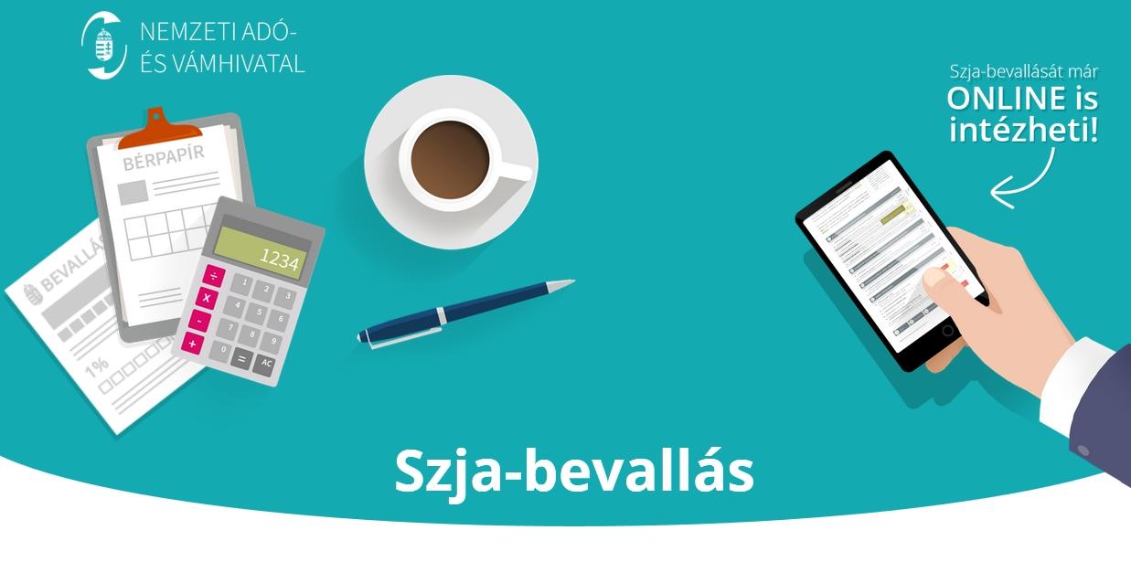 SZJA-bevallás 2019-ben